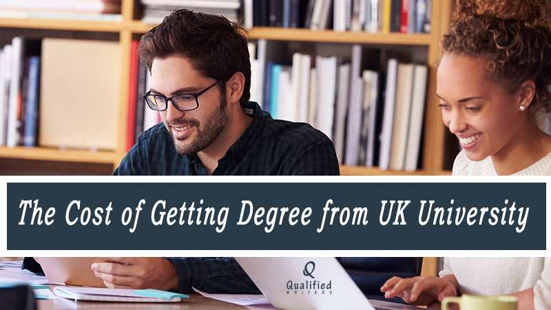 The Cost of Getting Degree from UK University