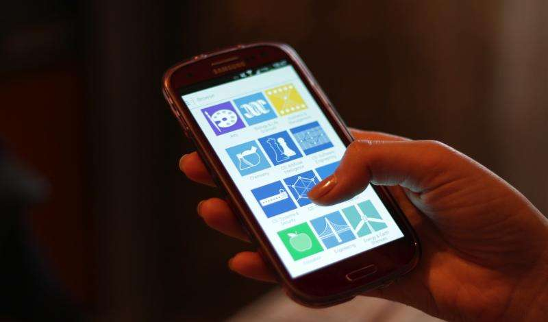 Mobile apps helping employees getting more productive