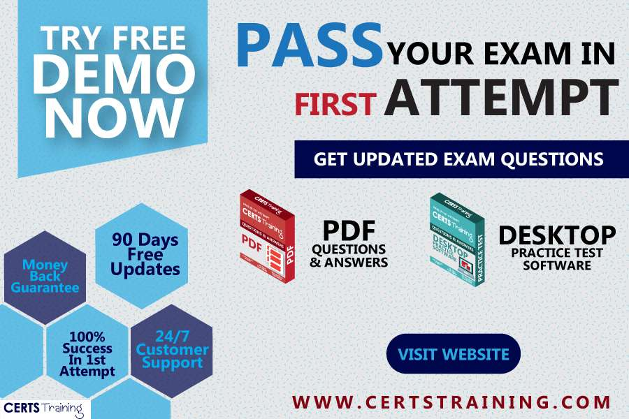 CompTIA Advanced Security Practitioner CAS-002 exam dumps and practice test in PDF and Software form